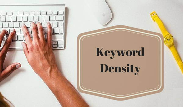 Keyword Density Important